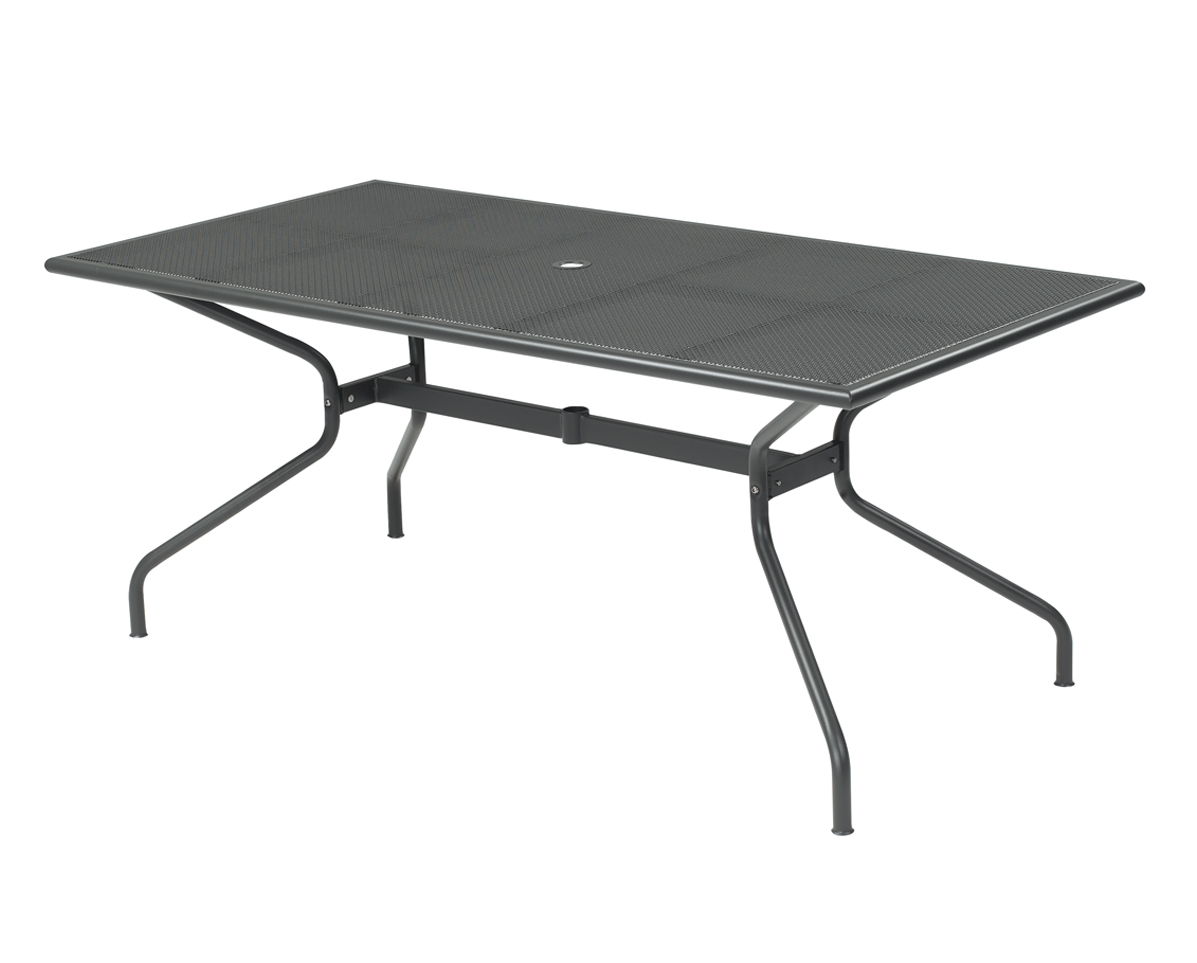 Emu ATHENA Table 180x90 - Antracite