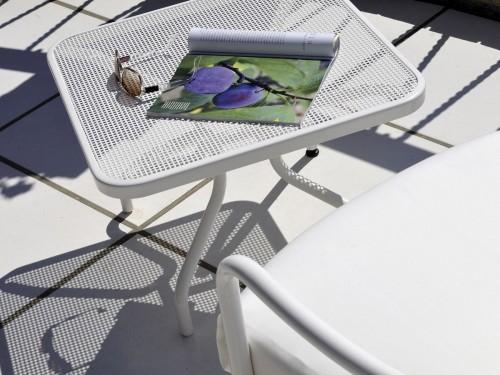 Emu ATHENA Side Table 60x60 - Antracite