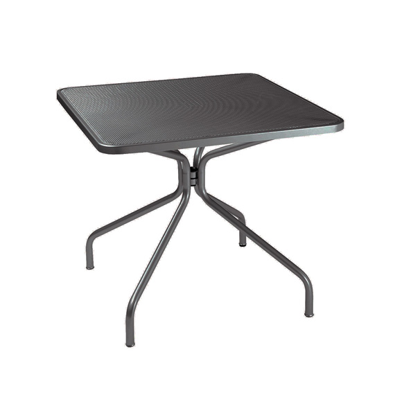 Emu CAMBI Table 60x60 - Antracite