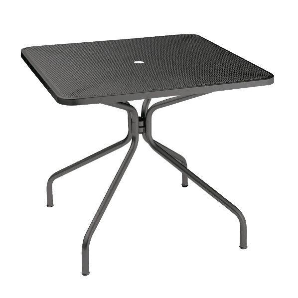 Emu CAMBI Table 80x80 - Antracite