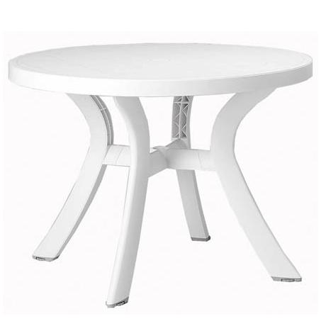 Jofix Toscana 100 Ø Table White