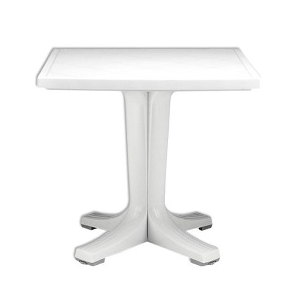 Jofix Giove Table 80x80 White