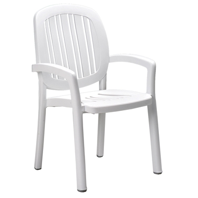 Jofix Ponza Chair - White
