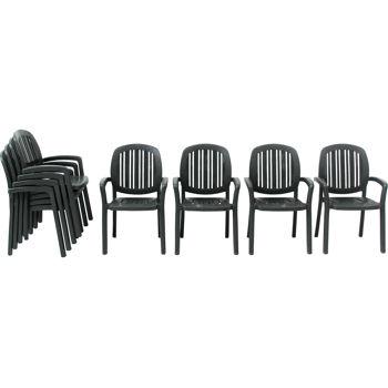 Jofix Ponza Chair - Antracite