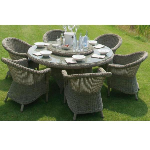 4 Seasons Chester Cadeira c/ Almofada - Pure