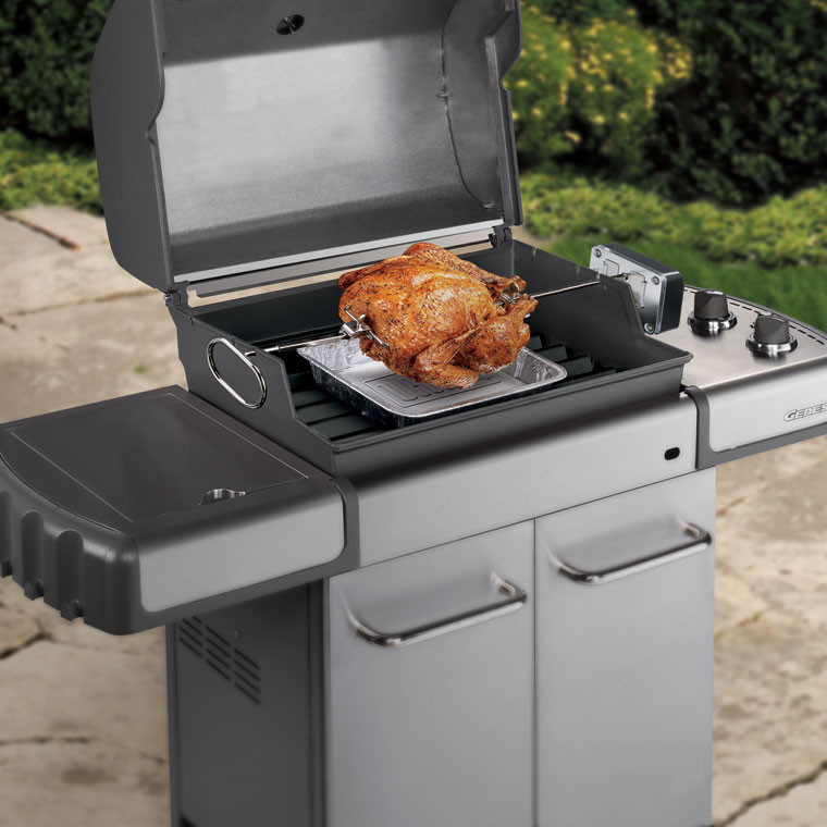 Weber Small Aluminum Trays