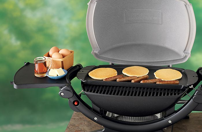 Weber Grill for BBQ Q Series 100/1000