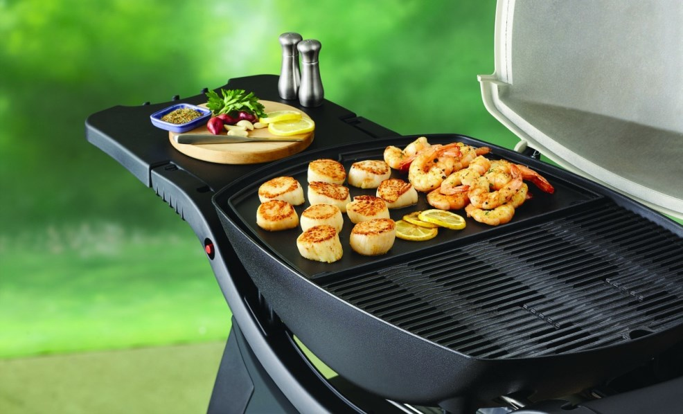 Weber Grill for BBQ Q Series 300/3000