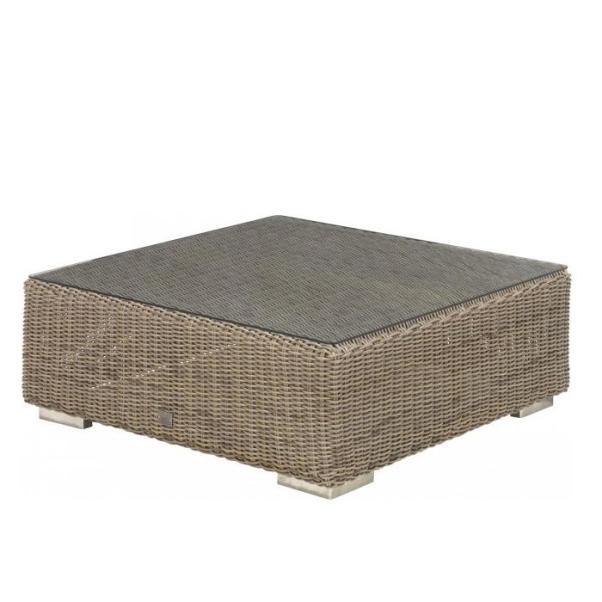 4 Seasons Kingston Coffee Table 95x95x35 - Pure
