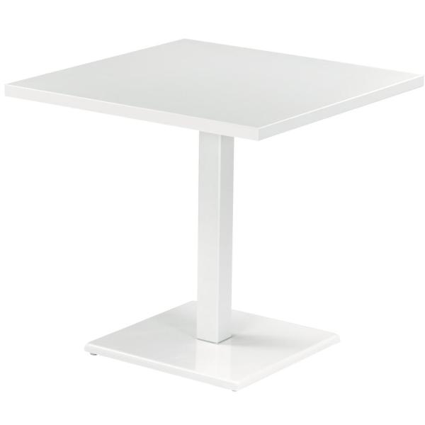 Emu Round Table 80 x 80 White