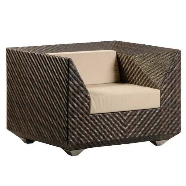 AL.Rose Ocean Maldives Living Chair w/cushion